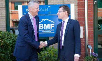 Mayor backs opportunities for young builders' merchants